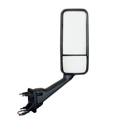 Chrome Mirror Assembly - Passenger/Driver Side for Peterbilt & Kenworth