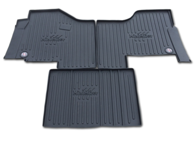 Heavy Duty Floor Mat Kit for Kenworth and Peterbilt Automatic