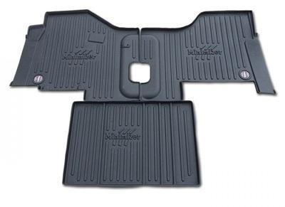 Heavy Duty Floor Mat Kit for Kenworth and Peterbilt Manual