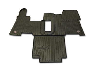 Peterbilt Models (all years) 365, 367, 384, 386, 388, 389; (2006-7 only) 378, 379, 385, 357 Heavy Duty Floor Mat Kit