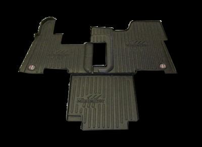 Peterbilt Models (2008-16) 365, 367, 384, 386, 388, 389 Heavy Duty Floor Mat Kit 27 Inch