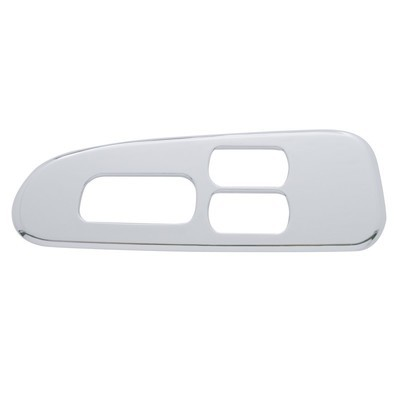 Driver Side Window Switch Trim 3 Holes for Peterbilt 2006+