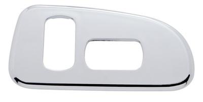 Passenger Side Window Switch Trim 2 Holes for Peterbilt 2006+