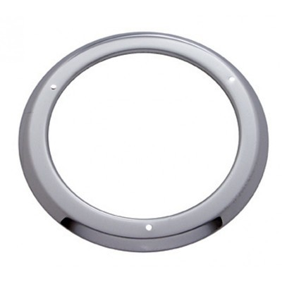 4 Inch Round Stainless Steel Light Bezel