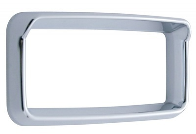 Center Dash Bezel with or without Visor for 2006+ Peterbilt