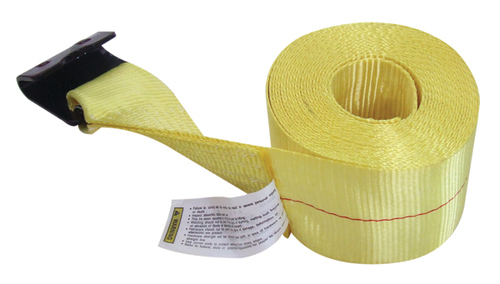 30 Feet Cargo Strap with Flat Hook