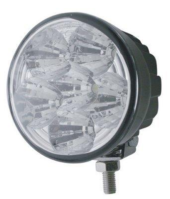 6 High Power Extra Bright 1 Watt 480 Lumen LED Spot/Utility Light