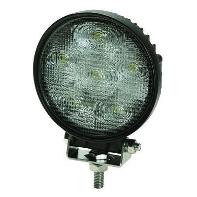 ECCO 6 LED Work Flood Lamp Light Round