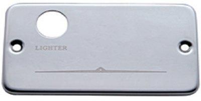 Stainless Steel Freightliner Lighter Plate