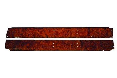 Peterbilt 359 Door Windowsill- Genuine Rosewood