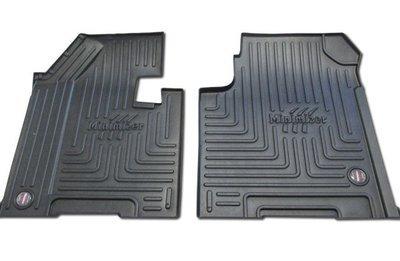 Floor Mat for Western Star 4700 2012-2016 with Cummins Engine