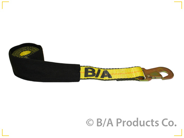 2 Inch Strap with Flat Snap Hook & Cordura Sleeve