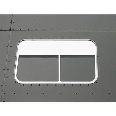 Peterbilt 70 Inch Sleeper Side Window Trim