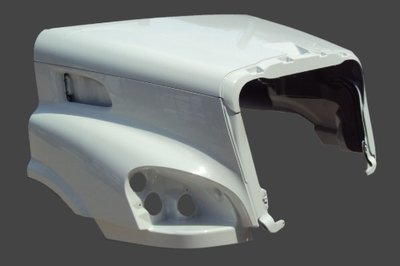 Hood without Hinge Bar for Freightliner Cascadia 113 BBC