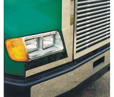 Freightliner FLD112/120 Below Headlight Fender Guard