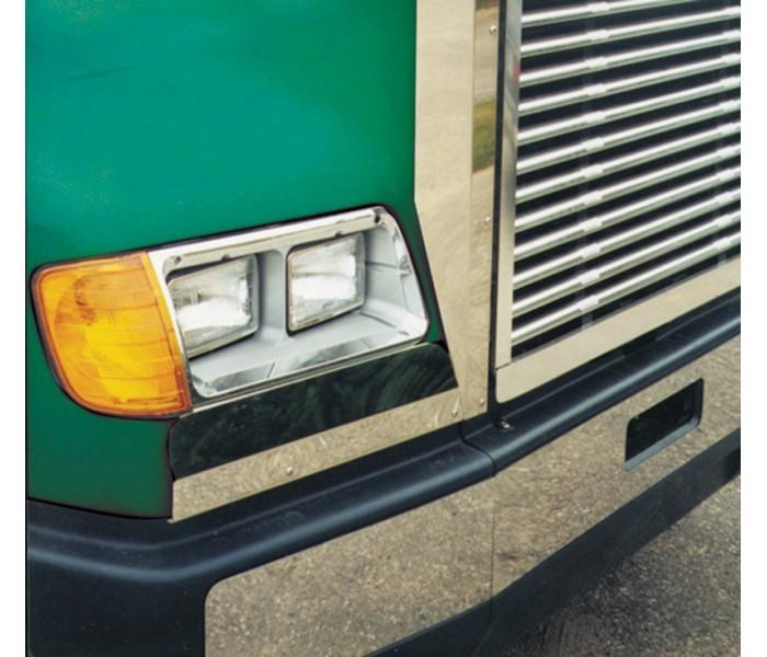 Below Headlight Fender Guard for Freightliner FLD112/120