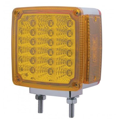 39 LED Reflector Double Face Turn Signal - Double Stud