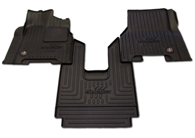 Heavy Duty Floor Mat Kit for Freightliner Columbia; Century Class; Coronado (all manual trans.)