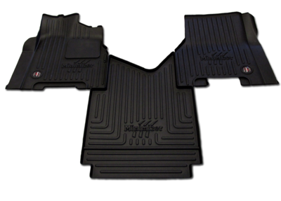 Heavy Duty Floor Mat Kit for Freightliner Columbia; Century Class; Coronado (all auto trans.)