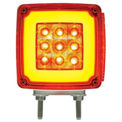 LED Square Double Face