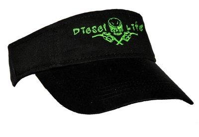 Diesel Life Visor Black / Green
