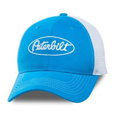 Peterbilt Sueded Mesh Cap