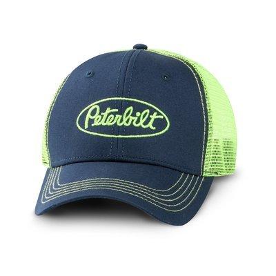 Peterbilt Neon Mesh Hat