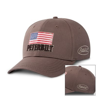 Peterbilt 50 State Flag Hat