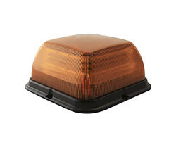 Square LED Beacon Light