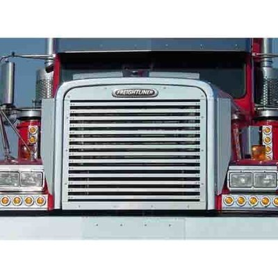 Stainless Steel Horizontal Grille for Freightliner