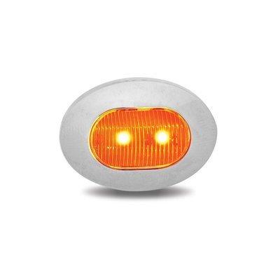 Mini Oval LED Marker Light