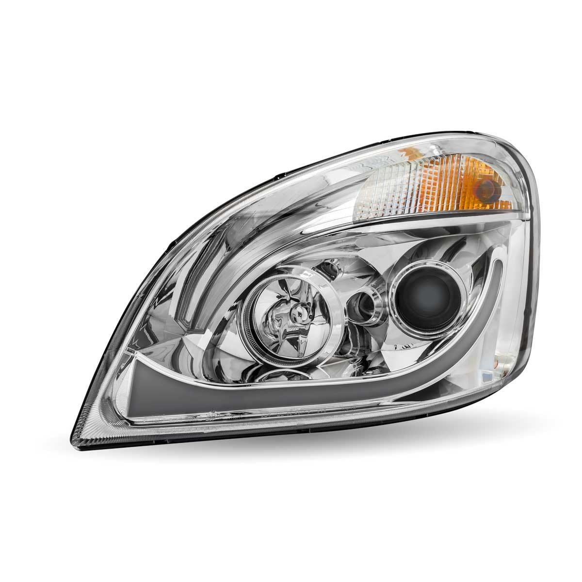 LED Projector Headlight for Freightliner Cascadia