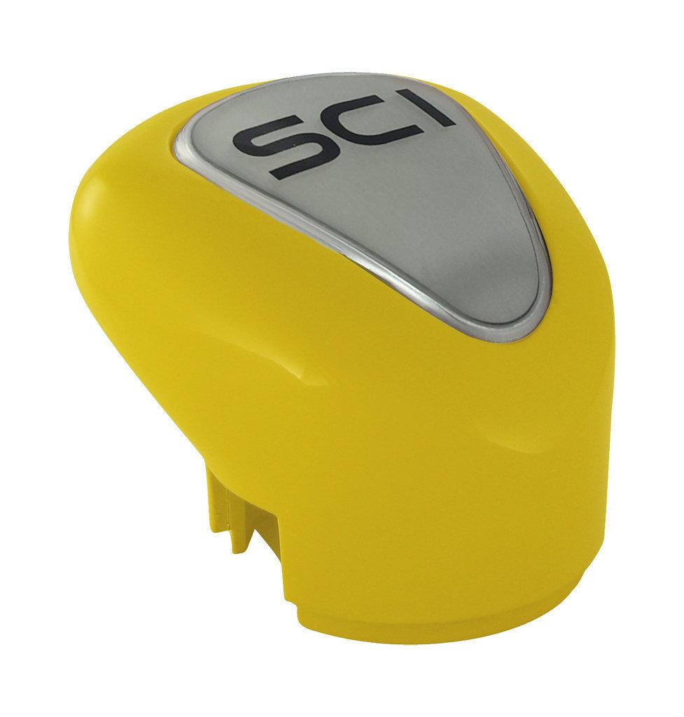 Yellow Shift Knob 13/18 Speed