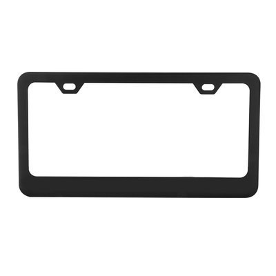 Semi Gloss Black Tag Frame