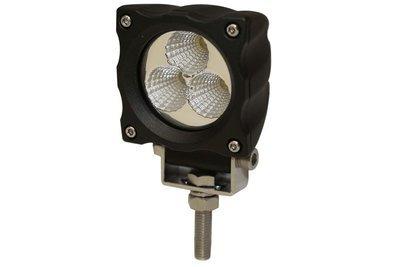 ECCO 3 LED Work Flood Lamp Light Square