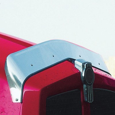 Stainless Steel Bug Deflector for Kenworth T600