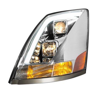 Projector Headlight for Volvo VNL