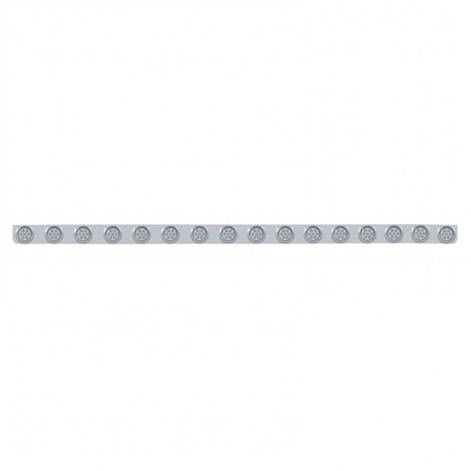 Bumper Light Bracket w/ Sixteen 7 LED 2