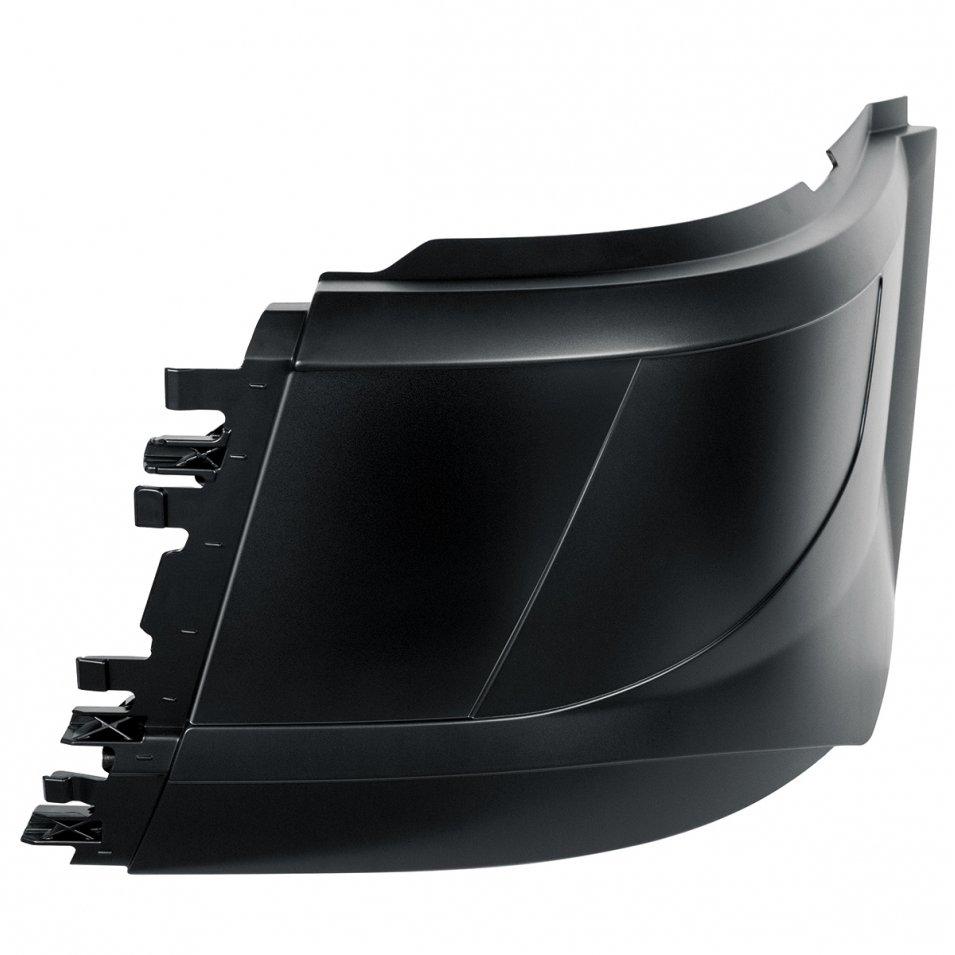 Short Hood Bumper End - Screw Mount - Driver for 2015 Volvo VN / VNL