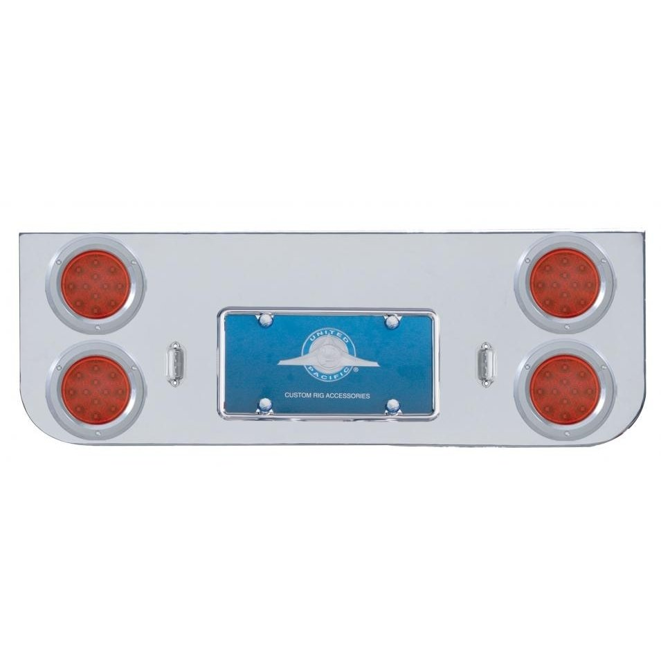 Rear Center Panel w/ Four 12 LED 4