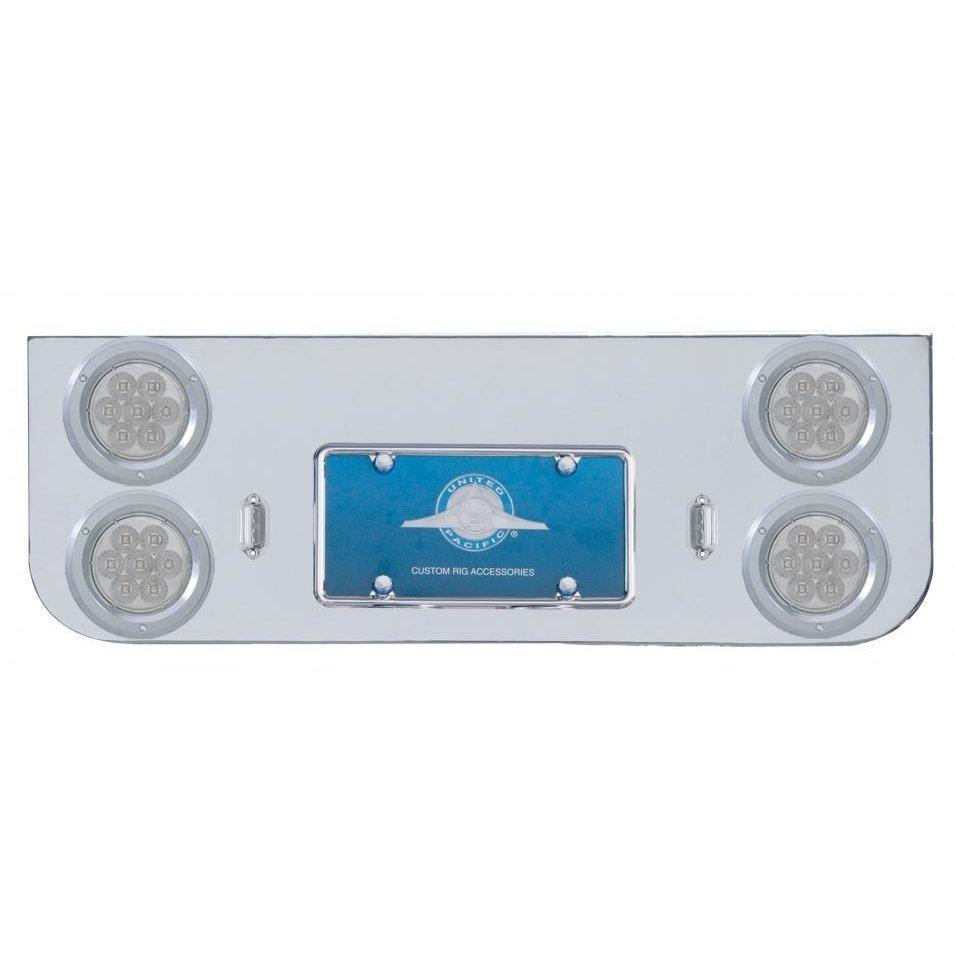 Rear Center Panel w/ Four 7 LED 4