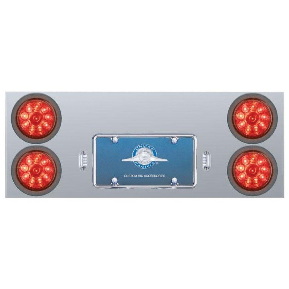 Rear Center Panel w/ Four 10 LED 4