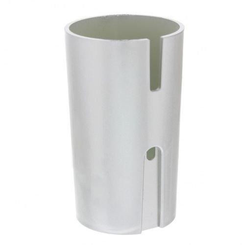 Lower Gearshift Knob Cover - Liquid Silver