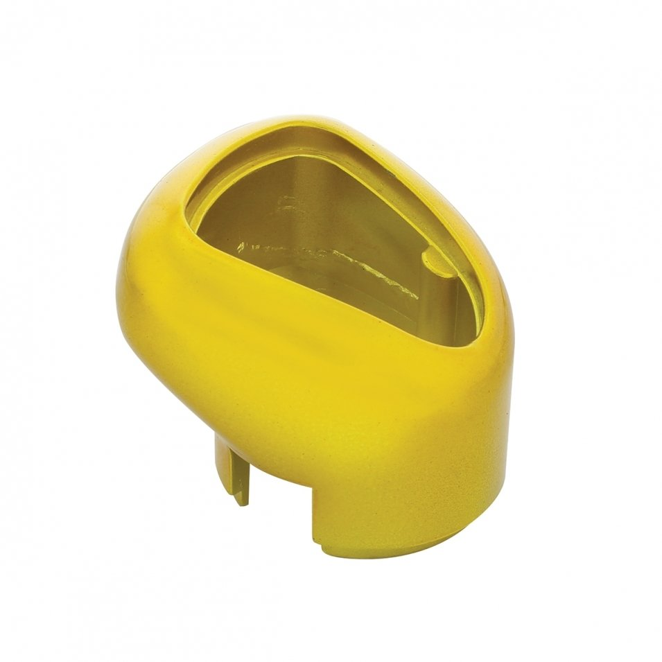 Gear Shift Knob 13/15/18 Speed Electric Yellow
