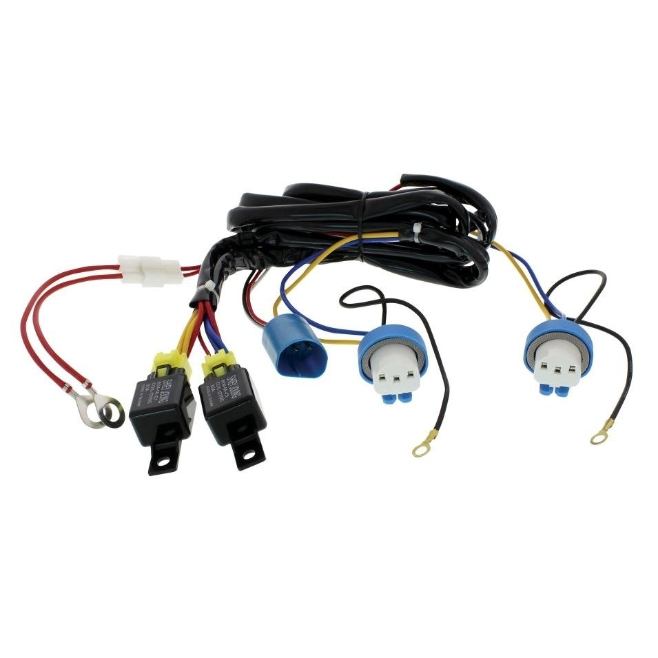 9007 Headlight Relay Harness