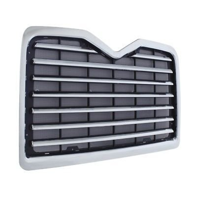 Grille with Bug Screen, Chrome for Mack CX