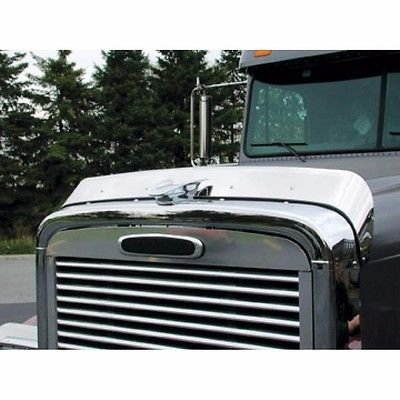 Stainless Steel Bug Deflector for Freightliner Classic