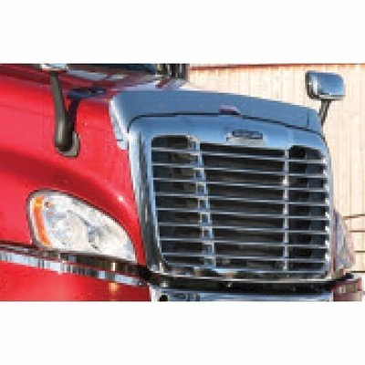 Stainless Steel Bug Deflector for Freightliner Cascadia