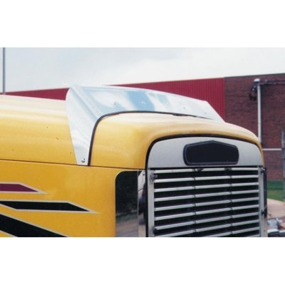 Stainless Bug Deflector for Freightliner FLD 120