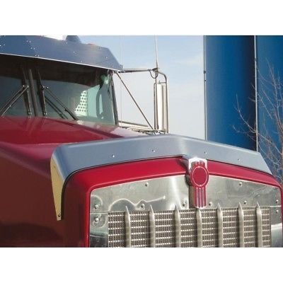 Bug Deflector, Stainless Steel for Kenworth T800